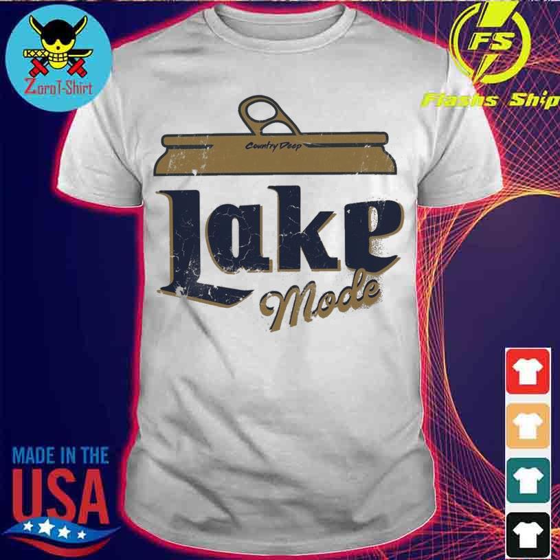Lake Mode Crew Neck shirt