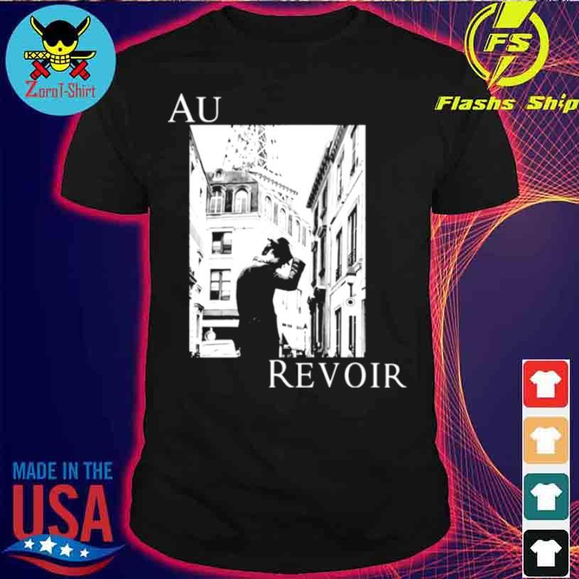 Au Revoir Neal Caffrey Shirt