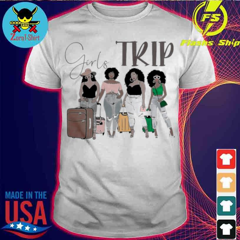 Black Girls Trip Shirt