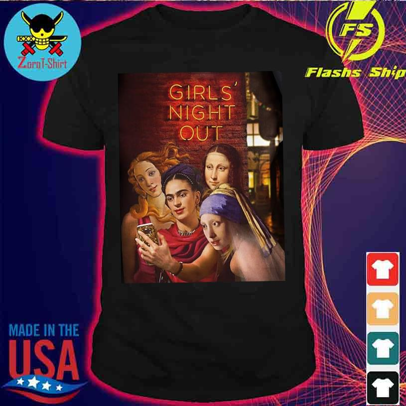 Girls night out shirt