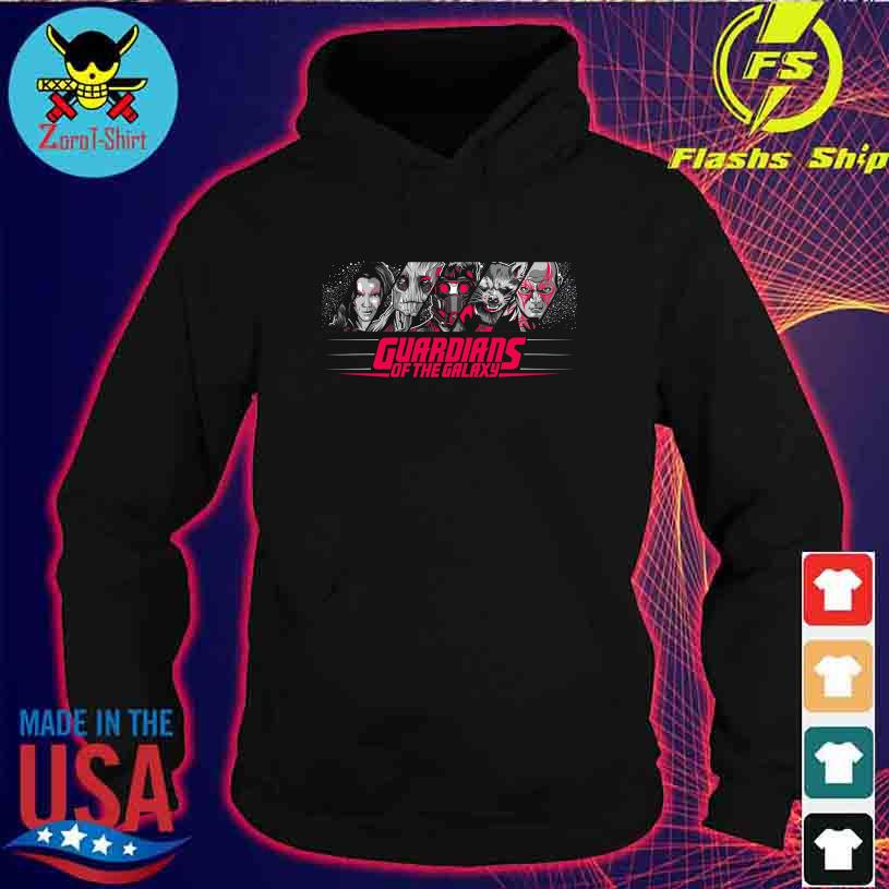 Guardians of the Galaxy s hoodie