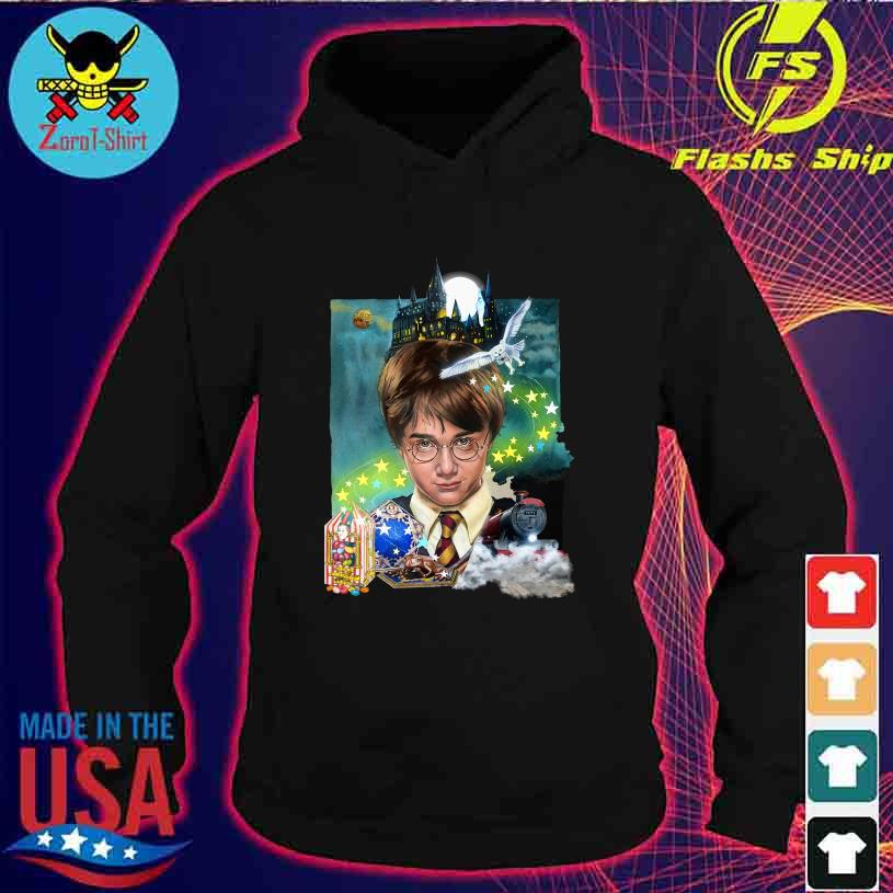 Harry Potter and wonderful view s hoodie
